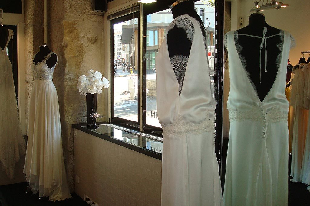 Point de vente gwanni gen ve for Code de robe de mariage italien